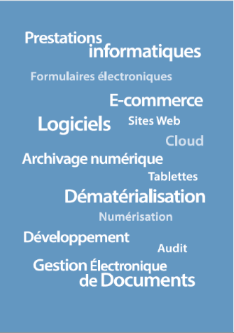 Prestations informatiques de Multimédia SOLUTIONS