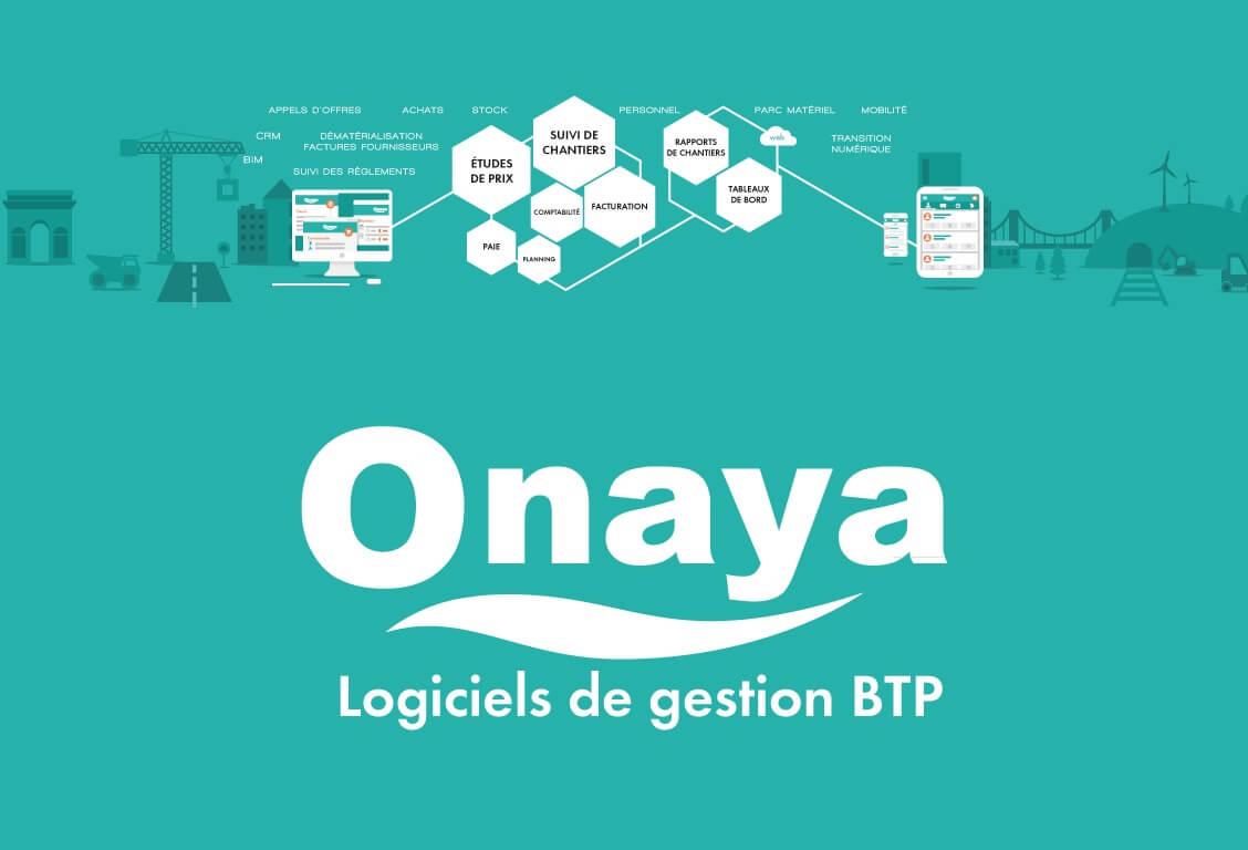 Logiciel ONAYA-BTP-Aquitaine Informatique