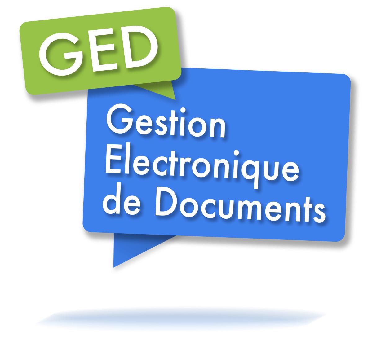 La gestion électroniue de documents - GED